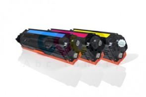 HP 128A CE32_A, Farebná sada (modrá, žltá, purpurová)