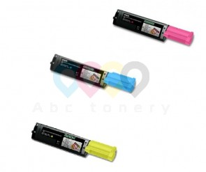 HP CC53_, Farebná sada (modrá, žltá, purpurová)