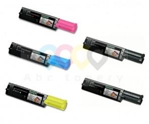 HP CB54_A - Celá farebná sada + 2x čierny toner