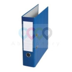 Emelőkaros iratrendező, kék, gerincszélesség 80 mm