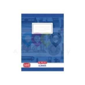 Herlitz iskolai füzet, A4, sima, 40 lap