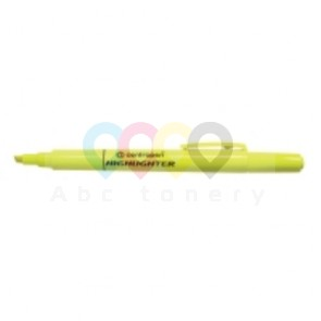 Centropen 8552 szövegkiemelő, sárga